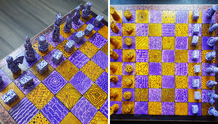 I Created These Crazy Chess