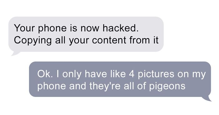 53 Times People Received Such Pathetic Scam Messages, They Just Had To Laugh And Share Them Online