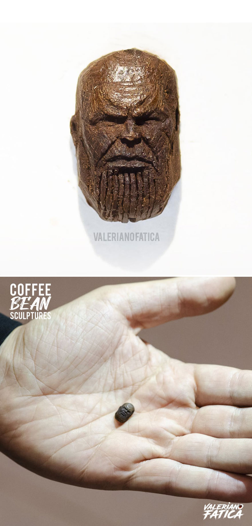 Coffee Bean Thanos