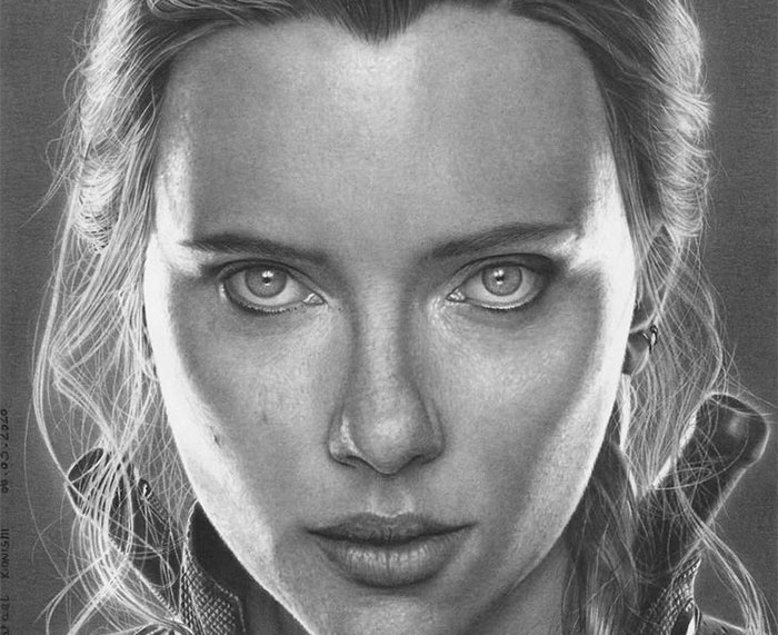Artist Draws Hyper-Realistic Drawings Using Only A Pencil (42 Pics)