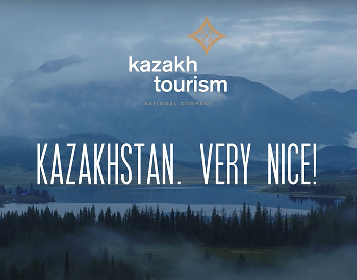 """Very Nice!"": Borat Gives Name To The New Tourism Campaign In Kazakhstan"
