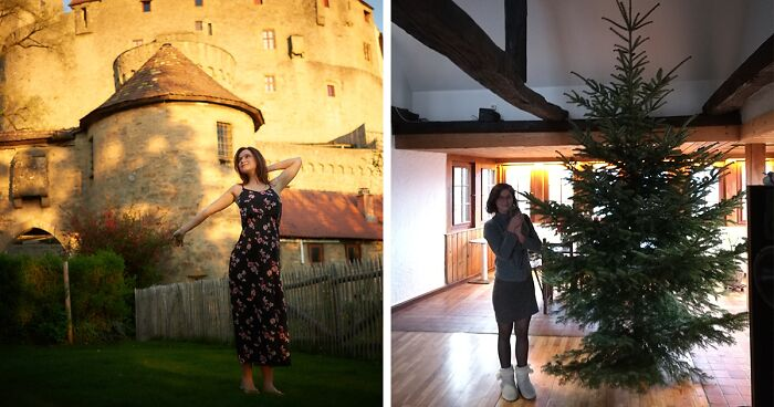 Woman Shares Her Joys And Difficulties Of Living In A 6460-Square-Foot Castle Built In 1482