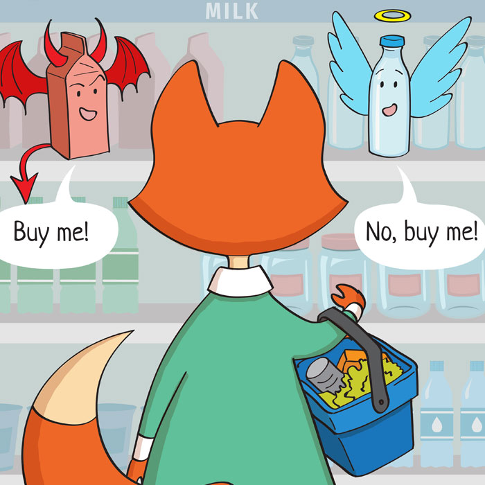 I'm Trying To Spread Awareness About A Zero-Waste Lifestyle By Making Comics (34 New Pics)
