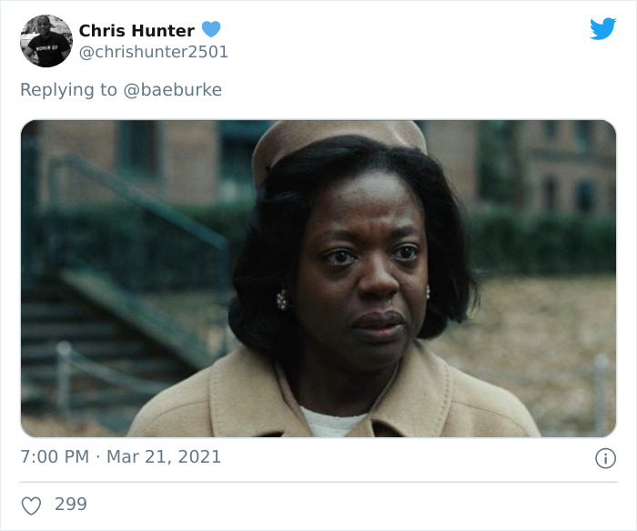 Mrs. Muller, Portrayed By Viola Davis, In Doubt (2008)