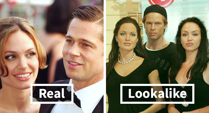 30 Best And Worst Celebrity Lookalikes From This UK-Based Celebrity Lookalike Agency