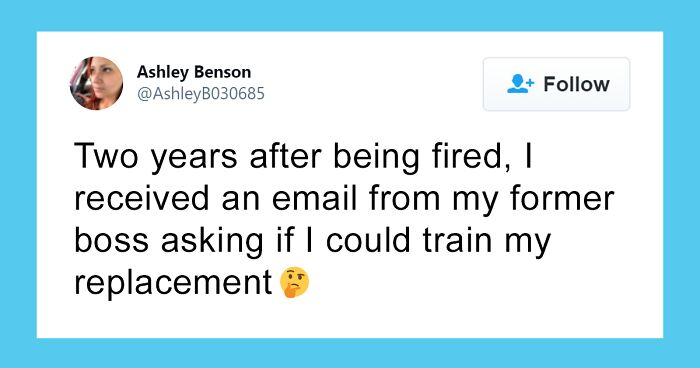 People Are Revealing The Absolute Worst Things Their Bosses Said To Them (36 Tweets)