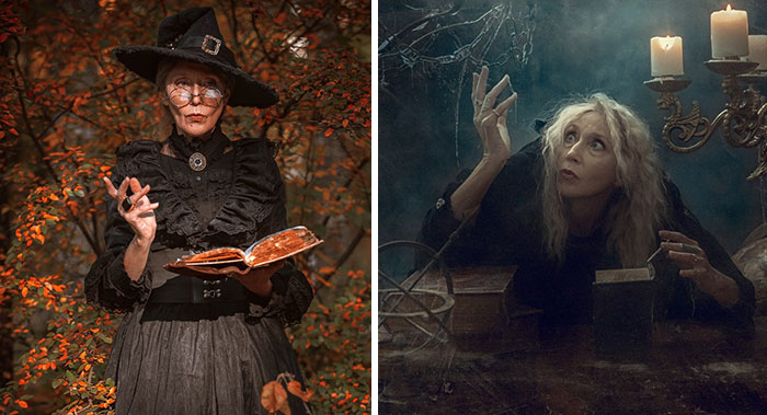 58-Year-Old Grandma Sews Costumes For Her Amazing Cosplays (30 Pics)