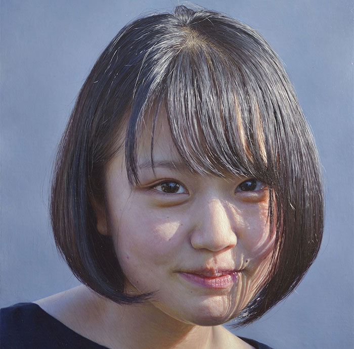 Japanese Artist Paints Hyperrealistic Paintings That Are So Precise You Might Confuse Them With Photos (25 New Pics)