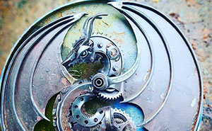 56 Amazing Sculptures Made Out Of Scrap Metal By Alan Williams