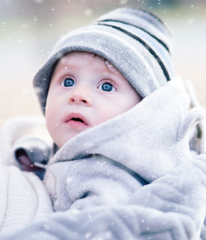 Parents In Iceland Often Leave Their Babies To Sleep Outside In The Cold