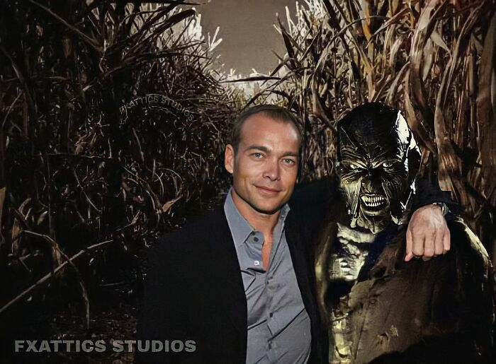 "Creeper And Jonathan Breck From ""Jeepers Creepers"""