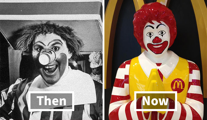 22 Popular Brand Mascots And Their Updated Looks