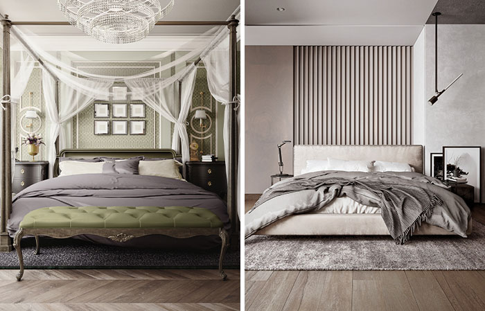 These Designers Show How Interior Design Changed Over Time And How It Might Evolve In The Future
