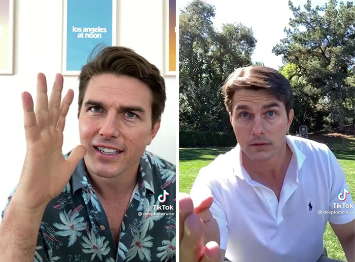 'Deepfake' Tom Cruise Is Going Viral On TikTok And People Are Freaking Out About How Realistic He Looks