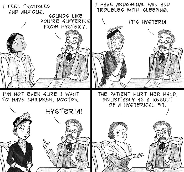 20 More Of My Comics About The Fascinating But Gruesome Facts About The Victorian Era You Might Have Never Heard