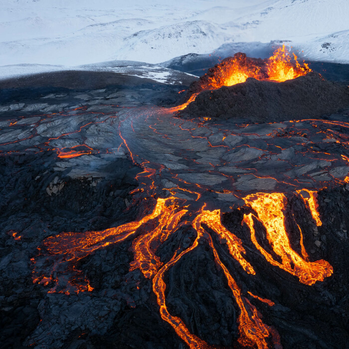 I Spent Two Weeks In Iceland To Shoot The Recent Fagradalsfjall Eruption