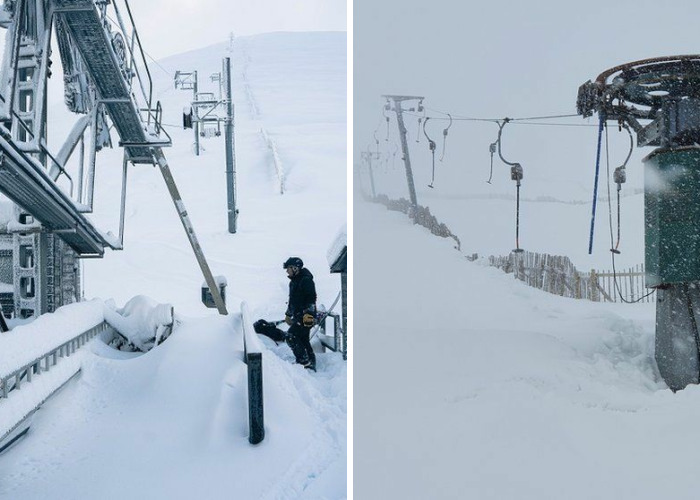 Here Are My 30 Pics Abandoned Ski Areas