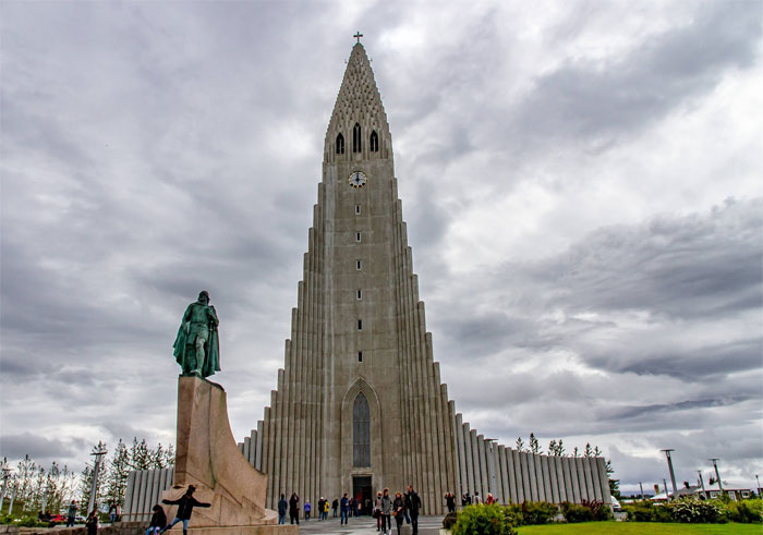 Reykjavik Is The World's Northernmost Capital