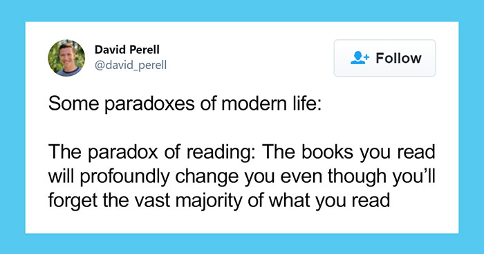 Guy Makes A List Of 13 Modern Life Things That Sound Illogical, But Are Actually True