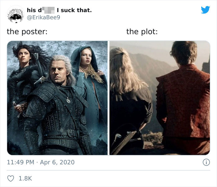 The Witcher (2019-)