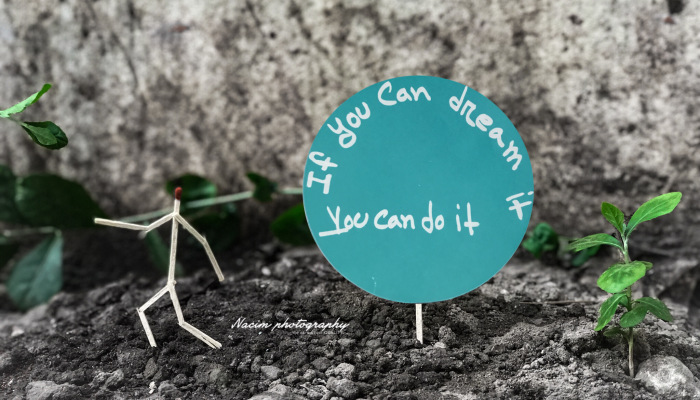 I Photographed These Matchsticks With Motivational Messages