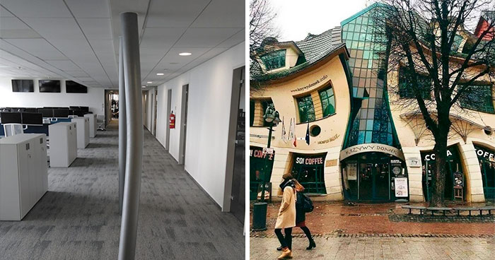'That's It, I'm Architecture Shaming': 40 Architecture Examples That Look So Bad, People Just Had To Shame Them