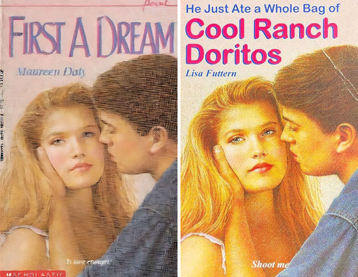 People Are Cracking Up At These 30 Photoshopped Old Book Covers By Paperback Paradise