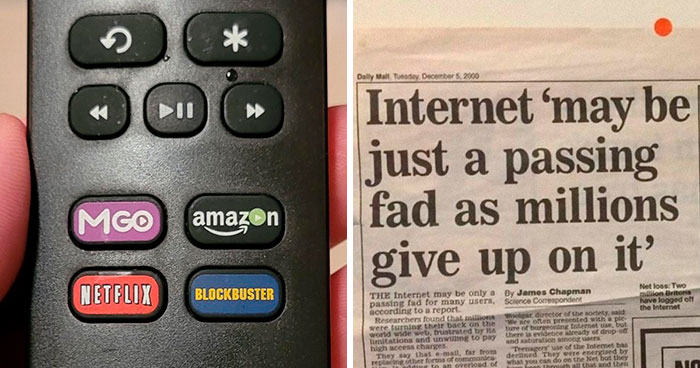 35 Things That Didn't Age Well Shared On 'Poorly Aged Stuff'