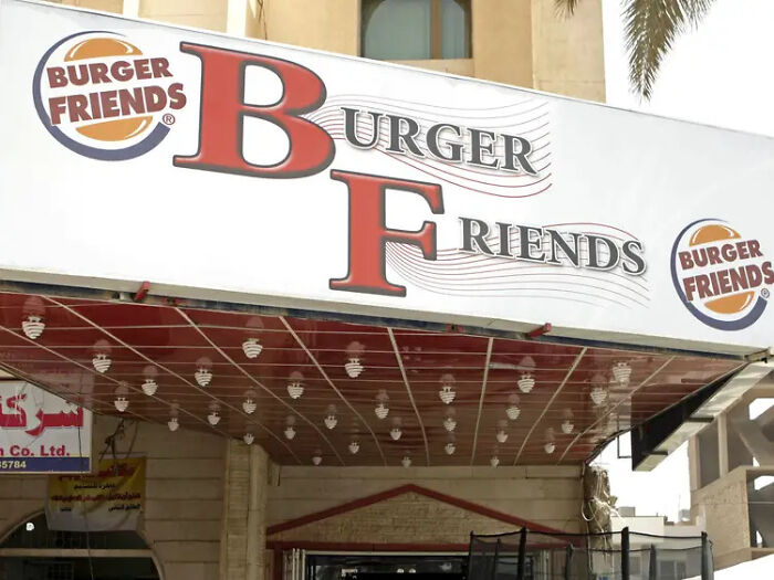 """""""Burger Friends: Friends Have It Their Way"""""""