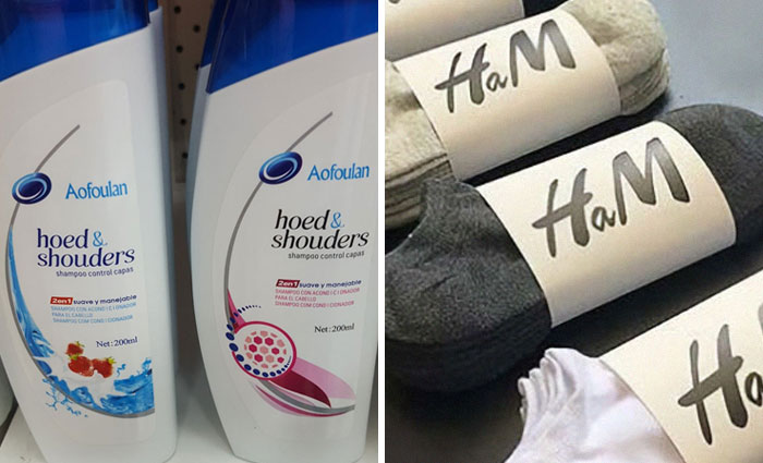 People Are Shaming These Knockoff Brands In This Online Group And Here Are 40 Of The Most Blatant Ones (New Pics)