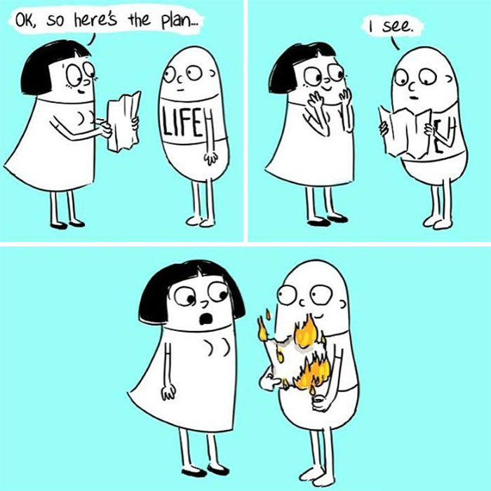 This Artist Creates Humorous Comics About Her Life (30 Pics)