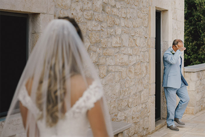My 15 Favorite Photos That Depict Unstaged Father-Daughter Moments At Weddings (New Pics)