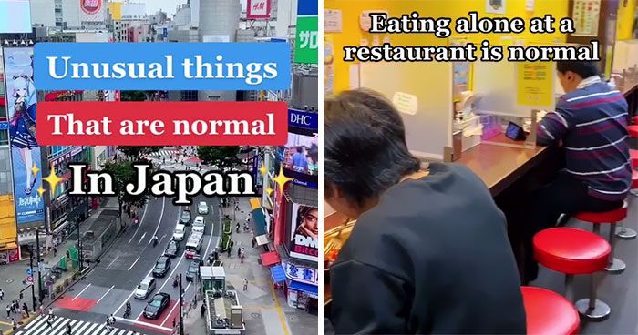 22 'Unusual Things That Are Normal In Japan'