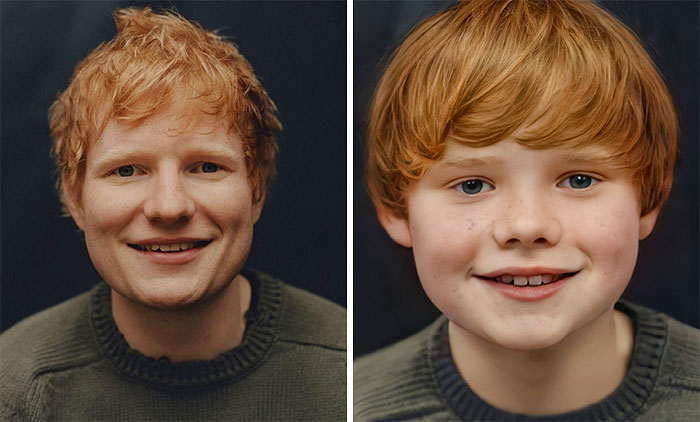 I Test How Accurately This A.I. Turns Celebrities Into Kids (21 New Pics)