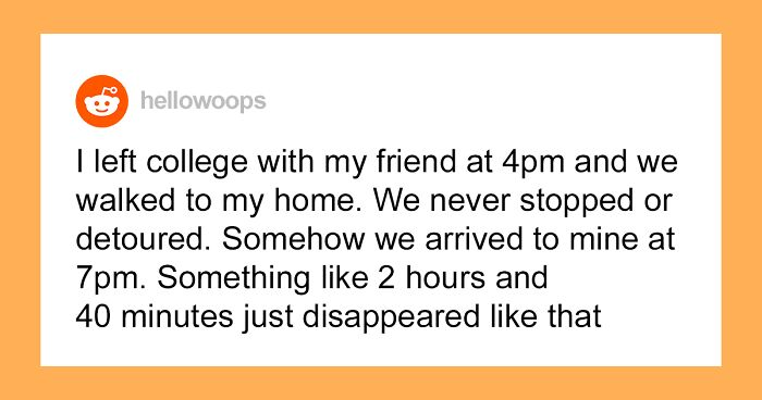 People Share The Strangest Unexplainable Things That Have Happened To Them